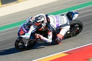 Albert Arenas, Moto3, Teruel MotoGP, 23 October 2020