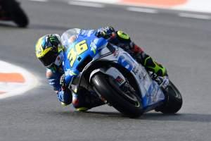 Joan Mir, European MotoGP, 07 November 2020