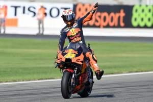 Pol Espargaro: Momen kritis tepat sebelum balapan