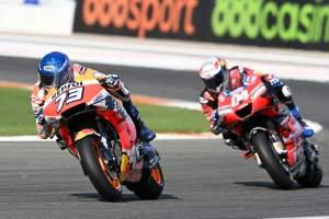 Alex Marquez: Dua opsi, keduanya crash atau hanya saya ...