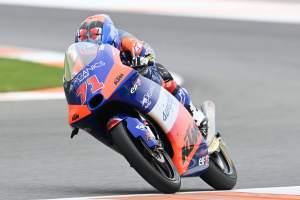 Ayumu Sasaki, Moto3, Valencia MotoGP, 14 November 2020