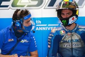 Joan Mir Valencia MotoGP. 14 November 2020