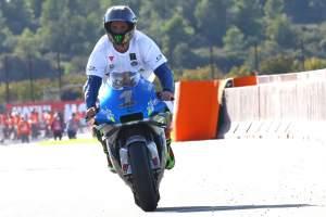 Joan Mir, MotoGP race, Valencia MotoGP 15 Novenber 2020