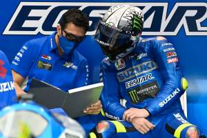 Joan Mir without crew chief Carchedi, O'Kane to replace