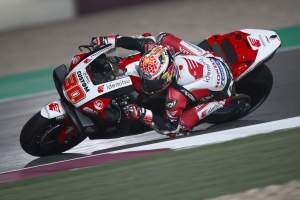 Takaaki Nakagami Qatar MotoGP test, 10 March 2021