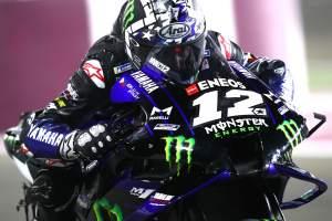 Maverick Vinales Qatar MotoGP Test, 12 March 2021