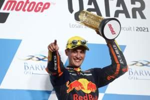 Jaume Masia, Moto3 race, Qatar MotoGP, 28 March 2021