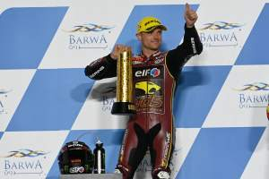 Sam Lowes, Moto2 race, Qatar MotoGP, 28 March 2021