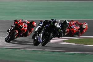 Maverick Vinales, MotoGP race, Qatar MotoGP 28 March 2021