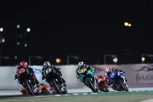 Fabio Quartararo MotoGP race, Qatar MotoGP, 28 March 2021