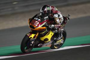 Doha Moto2 Grand Prix, Losail, Qatar - Race Results