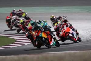 Doha Moto3 Grand Prix, Losail, Qatar - Race Results