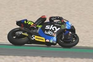 2021 Doha Moto2 Grand Prix, Qatar - Warm-up Results