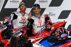 RESMI: Pramac Racing Tetap Bersama Ducati Sampai 2024