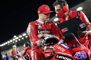 Jack Miller , MotoGP race, Doha MotoGP, 4 April 2021