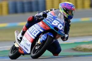 Jason Dupasquier, Moto3, French MotoGP, 15 May 2021