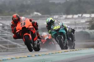 MotoGP Prancis: Petrucci Sempat Pikirkan Podium di Le Mans