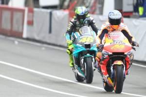 Rossi, Morbidelli, dan Espargaro Ceritakan Insiden MotoGP Prancis