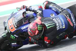 Fabio Quartararo , Italian MotoGP, 29 May 2021