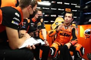 Danilo Petrucci Jajal Sasis KTM Baru, Masih Khawatirkan Top Speed