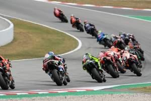 Valentino Rossi, MotoGP race, Catalunya MotoGP 6 June 2021
