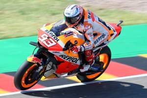 Marc Marquez, German MotoGP, 18 June 2021