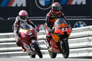 Deniz Oncu, Moto3, Austrian MotoGP, 14 August 2021