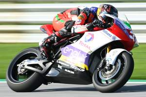 2021 MotoE World Cup, Red Bull Ring - Race Results