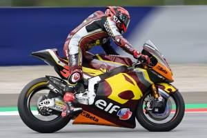 Augusto Fernandez, Moto2, Austrian MotoGP, 14 August 2021