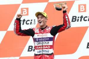 Austrian Moto3: Garcia grabs last lap victory from Oncu