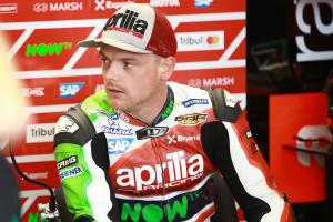 Lowes opens up on Aprilia exit