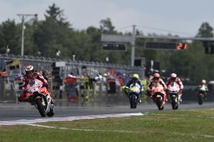 Lorenzo feels 'at home' in Brno
