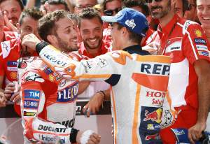 Marquez: If I didn't try, I wouldn't sleep!