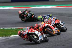 Lorenzo leads, two problems blight 'best weekend'