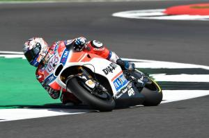 Title leader Dovizioso optimistic over rostrum bid