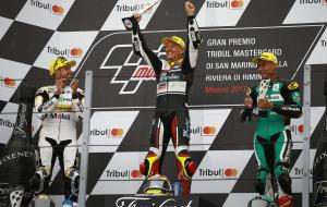 Moto2: Aegerter stripped of Misano victory
