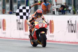 Marquez: No risk, no reward