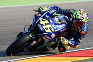 Rossi talks leg, thumb brake, helping Vinales?