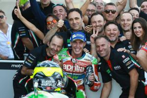 Espargaro: We are seriously close to the top guys
