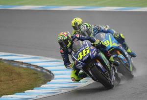 Rossi: Big trouble, big frustration