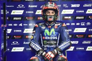 Vinales: Like this, title is impossible