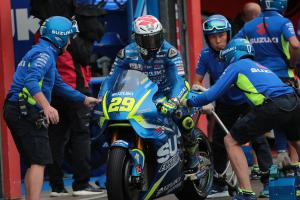 Iannone: It took time to trust Suzuki
