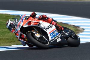 Lorenzo: I've forgotten Phillip Island already