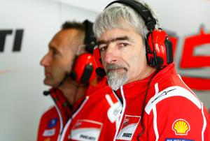 Ducati's dashboard message 'a suggestion, not an order'