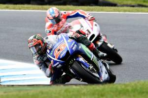 Vinales: Second place is our target
