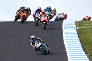 Miller: It felt like Moto3 all over again
