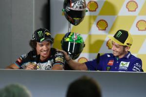 MotoGP Gossip: Impossible to replace Rossi, says Morbidelli