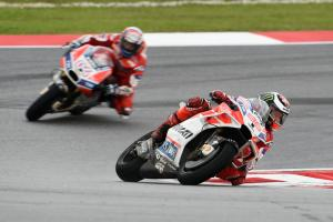 Lorenzo didn't see 'team orders' dashboard message