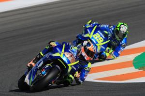 'My feeling is Suzuki can keep this momentum'