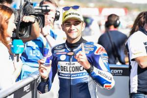 Moto3 Valencia: Martin dominates for career first victory
